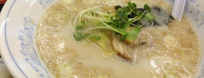 Fukushin is one of ラーメン☆つけ麺.