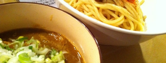 ajito ism is one of ラーメン☆つけ麺.