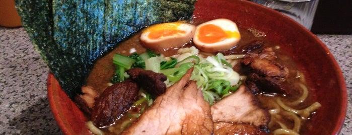 上弦の月 is one of ラーメン☆つけ麺.