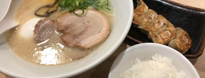 Ippudo is one of ラーメン☆つけ麺.