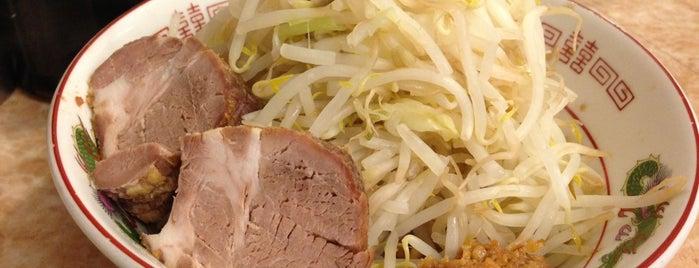 肉汁ラーメン 公 kimi is one of ラーメン☆つけ麺.