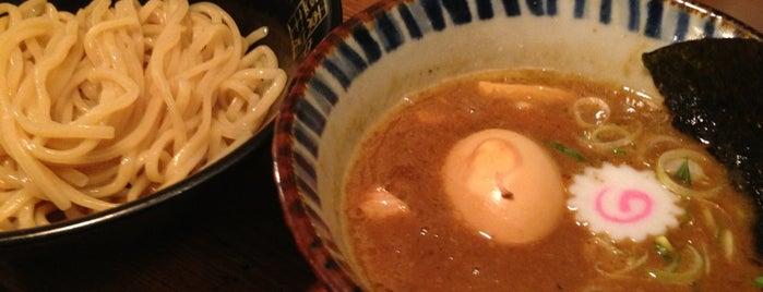 東京煮干し中華そば 三三七 is one of ラーメン☆つけ麺.