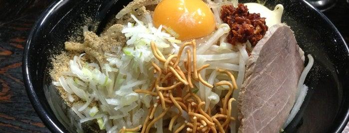 豚骨醤油 蕾 is one of ラーメン☆つけ麺.