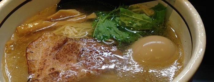 麺屋 焔 is one of ラーメン☆つけ麺.