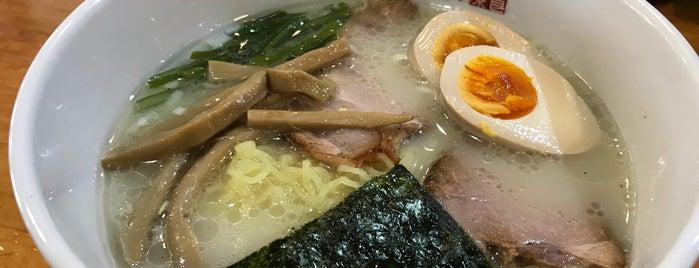らーめん 桃源 is one of ラーメン☆つけ麺.