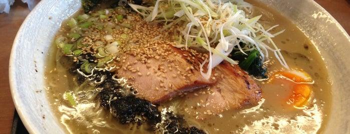 麺館SHIMOMURA 井土ヶ谷本店 is one of ラーメン☆つけ麺.
