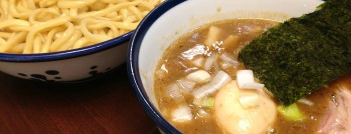 つけめん 玉 (ぎょく) is one of ラーメン☆つけ麺.