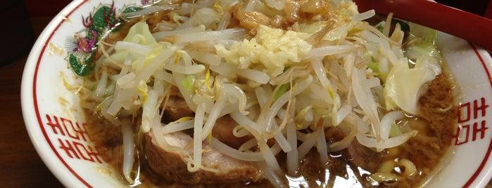 ザ・ラーメン スモールアックス is one of ラーメン☆つけ麺.