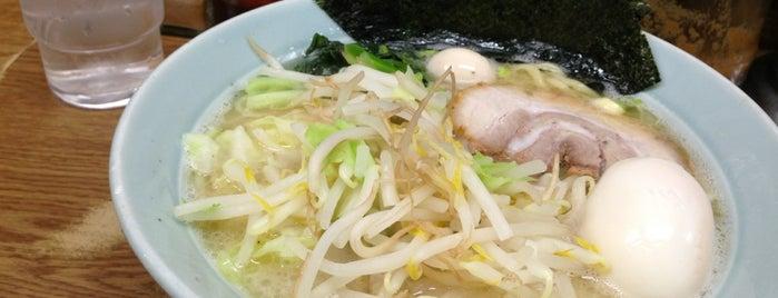 Ichirokuya is one of ラーメン☆つけ麺.
