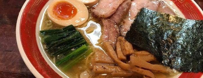 懐や is one of ラーメン☆つけ麺.