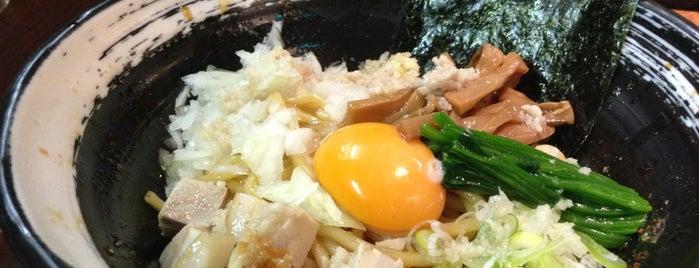 麺家 ぶらいとん is one of ラーメン☆つけ麺.
