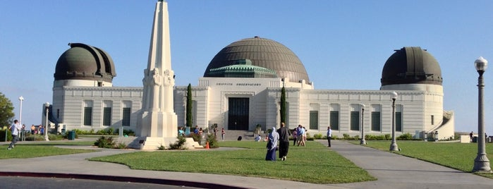 Observatorio Griffith is one of 2017 City Guide: Los Angeles.