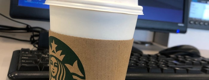 Starbucks is one of Madawi'nin Beğendiği Mekanlar.