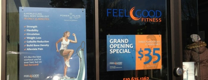 Feel Good Fitness is one of Lieux qui ont plu à Alice.