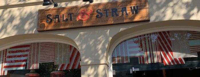 Salt & Straw is one of Locais curtidos por Arturo.