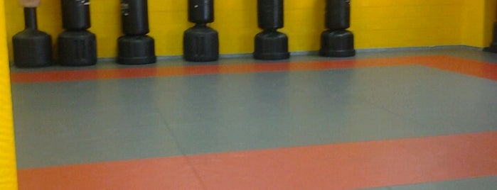 Kang's MMA is one of Brandon : понравившиеся места.