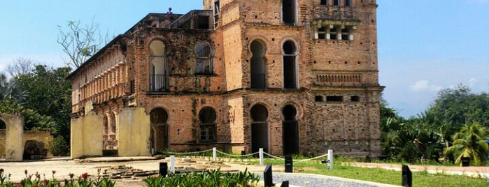 Kellie's Castle is one of Attraction Places to Visit.