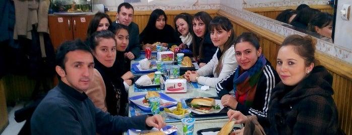 Koftecim Budak is one of Ankara.