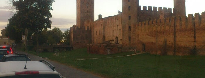 Montagnana Porta Padova is one of Veneto best places.
