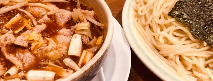 つけ麺 あら田 is one of Noさんのお気に入りスポット.