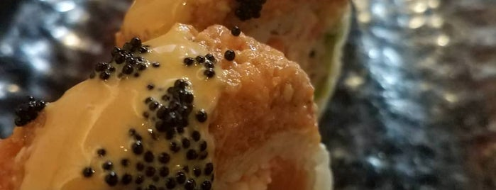 inari sushi fusion is one of Miami.