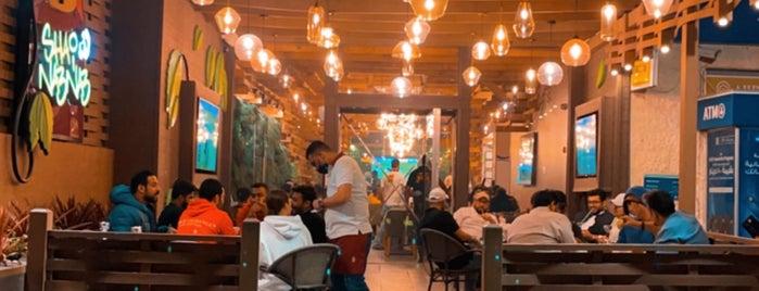 Shai w Na3na3 is one of Amman.