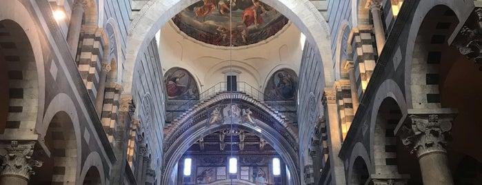 Cattedrale di Pisa is one of Pisa.