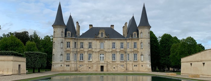 Chateau Pichon Longueville is one of 🍷Wine Tasting🍾.