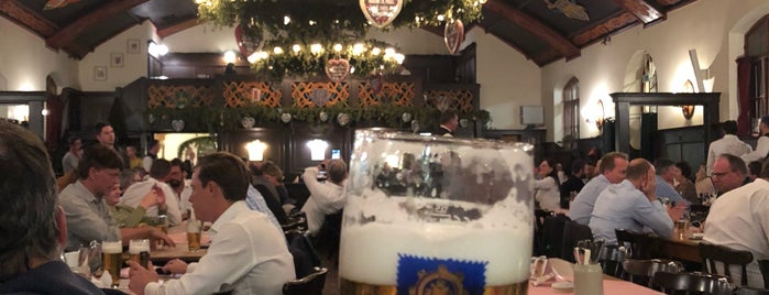 Augustiner-Keller is one of Munich.