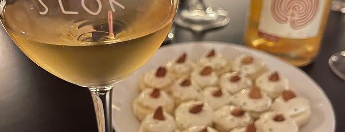 슬록 is one of Seoul wine.
