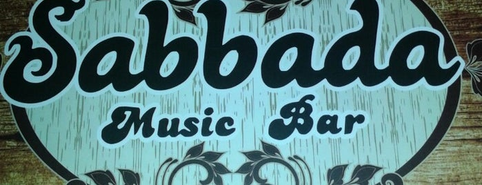 Sabbada Music Bar is one of Bar e Baladas.