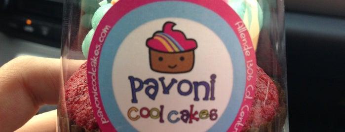 Pavoni Cool Cakes is one of สถานที่ที่ Eduardo ถูกใจ.