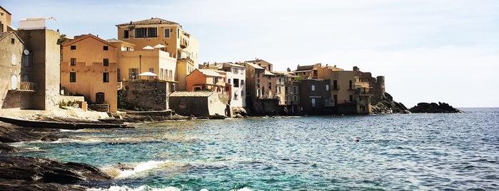 Erbalunga is one of Haute-Corse.