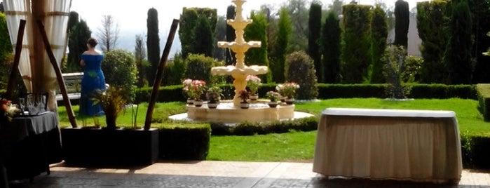 Salon De Fiestas y Eventos Sociales El Mirador is one of Locais curtidos por Ricardo.