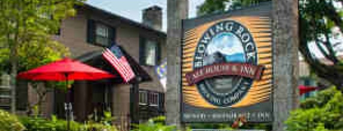 Blowing Rock Brewing Co. is one of NC Craft Breweries.