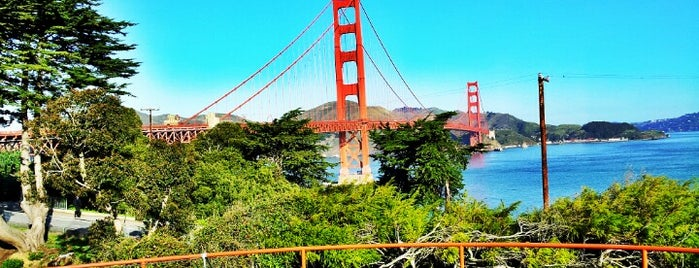 Golden Gate Park is one of Day Trips.