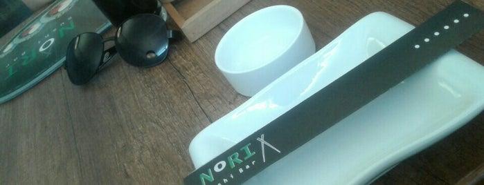 Nori Sushi Bar is one of Orte, die Roberto gefallen.