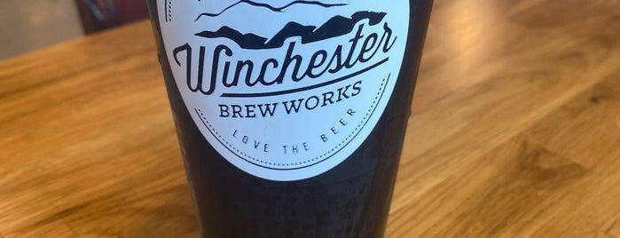 Winchester Brew Works is one of Posti salvati di Rachel.
