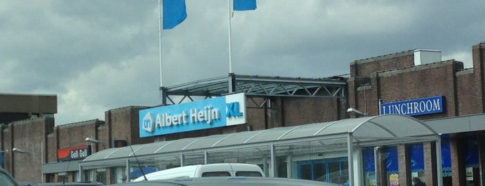 Albert Heijn XL is one of Locais curtidos por Ralf.