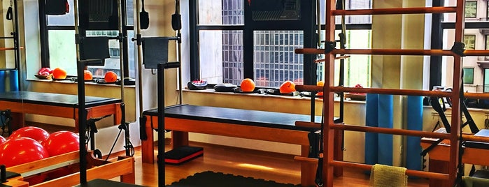 Pure Pilates - Av. Paulista is one of Prefeituras.