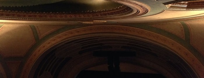 Rochester Auditorium Theatre is one of Cool places in NY (upstate).