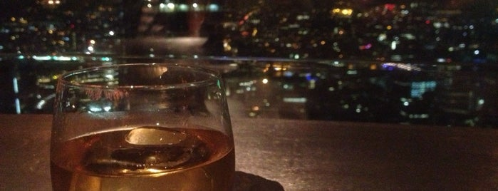Duck & Waffle is one of London's great locations - Peter's Fav's.