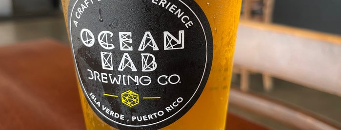 Ocean Lab Brewing Co. is one of My Brewery List.