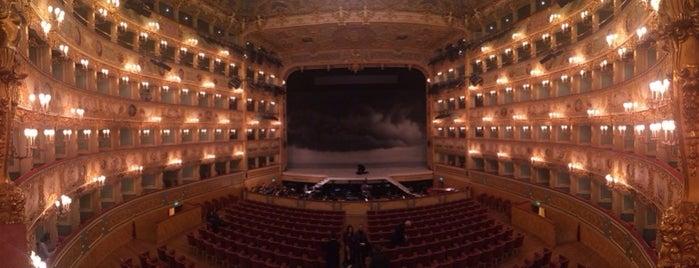 Teatro La Fenice is one of Italy.