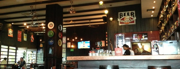 Beer Station is one of Cartagena de Indias: To-Do.