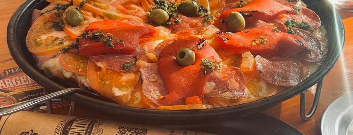 La Argentina Pizzería is one of Santiago.