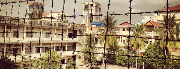 Tuol Sleng Genocide Museum is one of Cambodia (Phnom Penh).