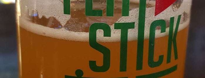 Flatstick Pub is one of Seattle.