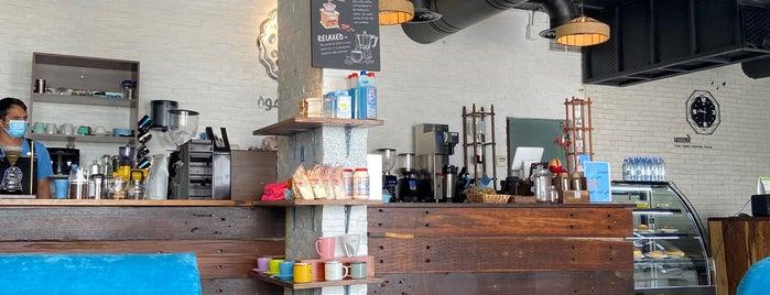 معمل القهوة is one of Queenさんの保存済みスポット.