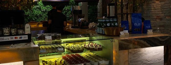 IV Speciality Cafe is one of Riyadh.
